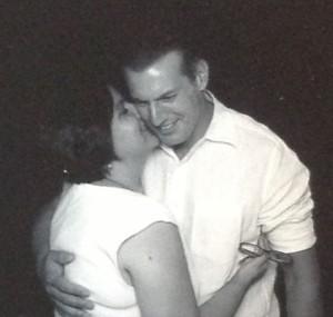 JOhn & me July 2013